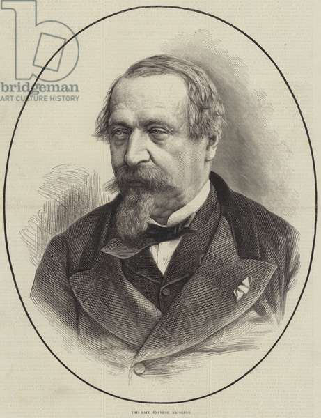 The Late Emperor Napoleon (engraving)
