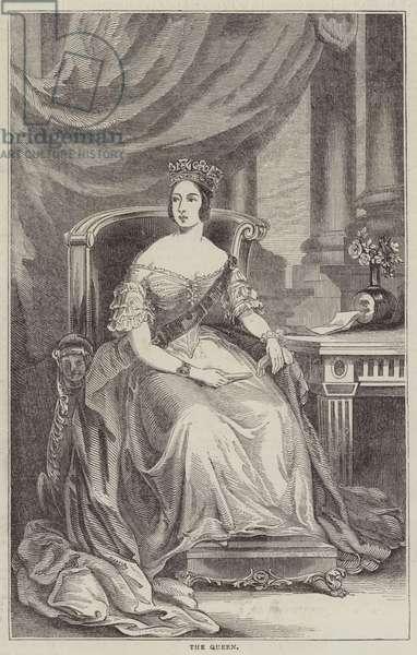 The Queen (engraving)