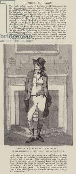 George Morland (engraving)