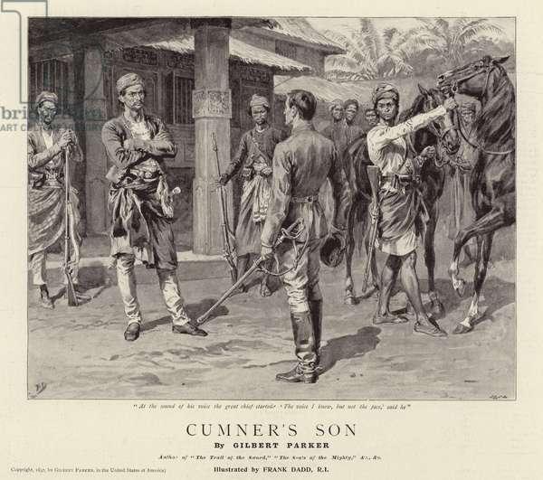 Cumner's Son (engraving)