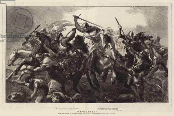 Crusaders (engraving)