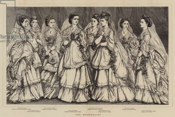 The Bridesmaids (engraving)