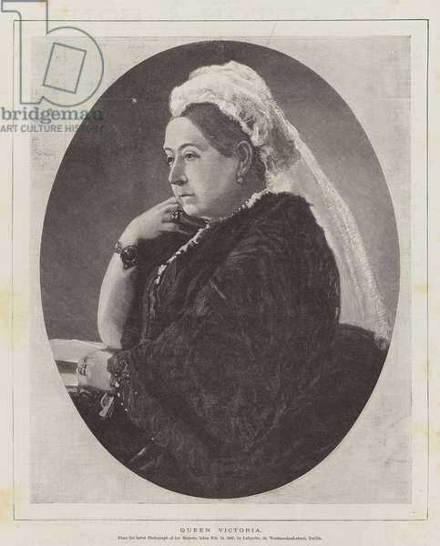 Queen Victoria (engraving)
