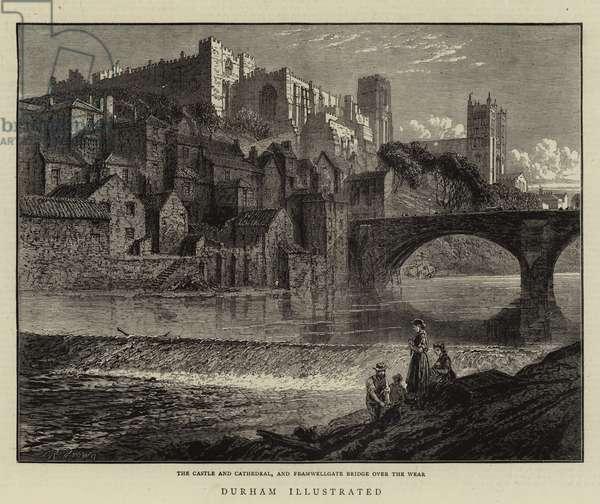 Durham Illustrated (engraving)