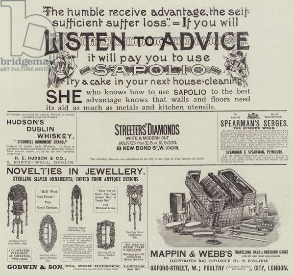 Advertisements (engraving)
