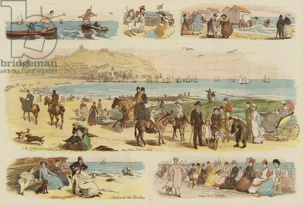 Beach Scenes (engraving)