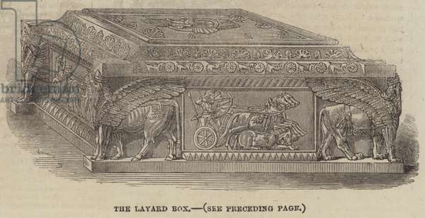 The Layard Box (engraving)
