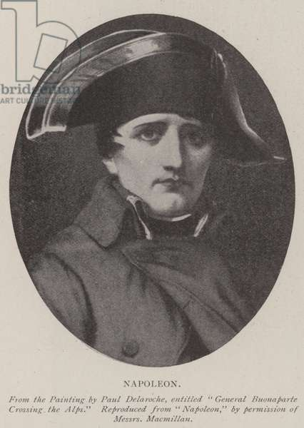 Napoleon (litho)