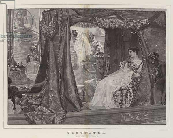 Cleopatra (engraving)