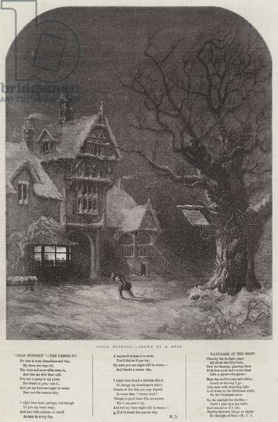 Cold Without (engraving)