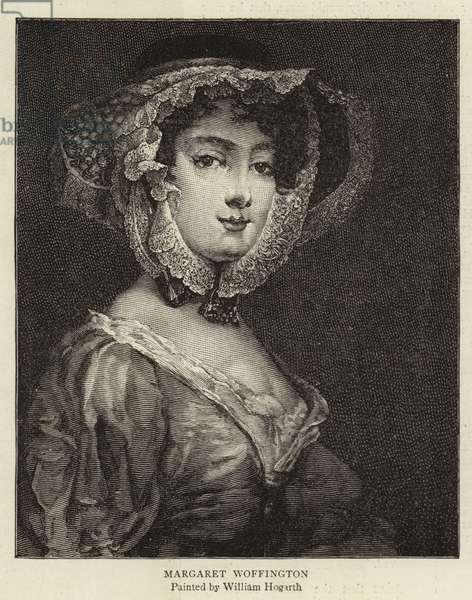 Margaret Woffington (engraving)