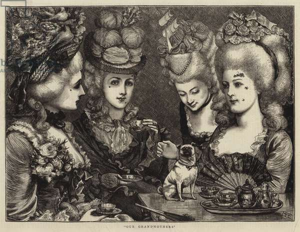 Our Grandmothers (engraving)