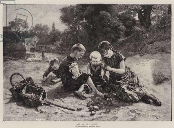 Mud Pies (engraving)