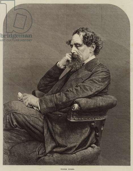 Charles Dickens (engraving)