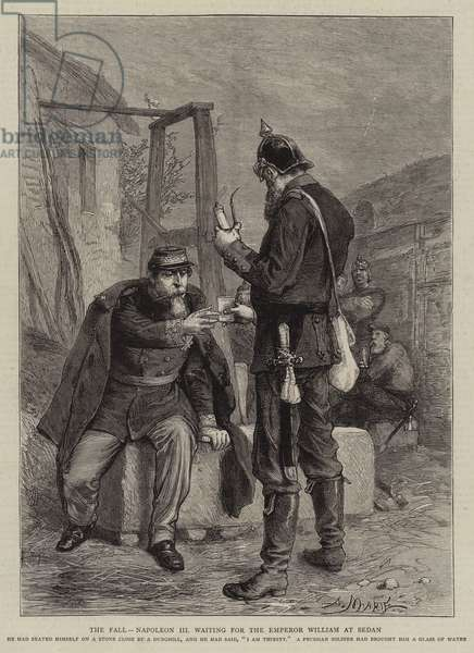 The History of a Crime, the Testimony of an Eye-Witness (engraving)