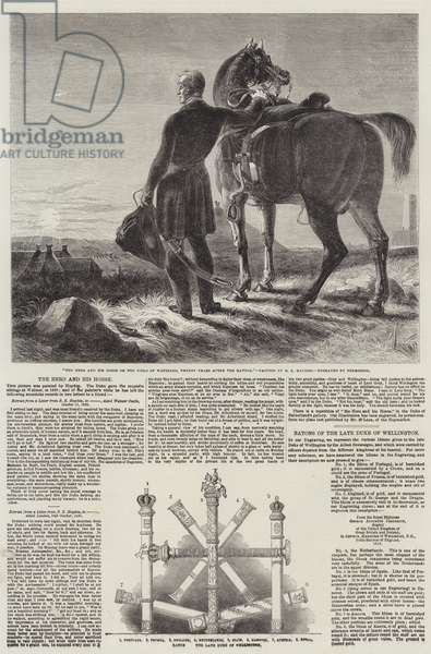 Duke of Wellington (engraving)