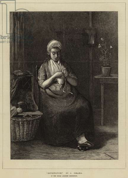 Expectation (engraving)