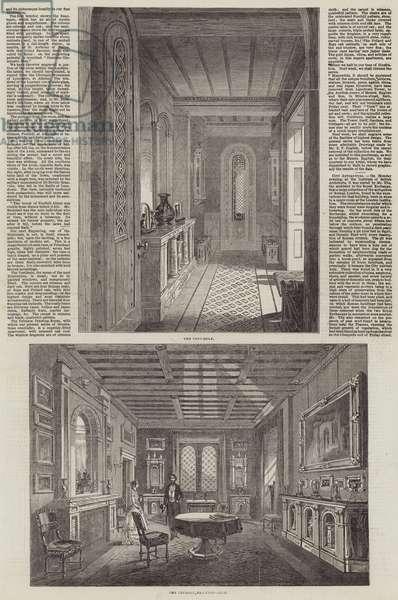 Lansdown Tower (engraving)