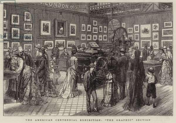 The American Centennial Exhibition,