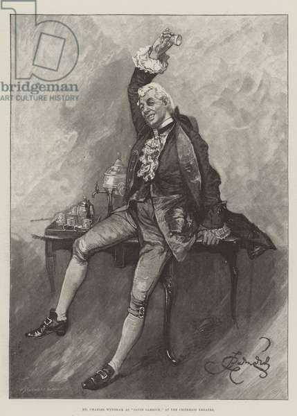 Mr Charles Wyndham as