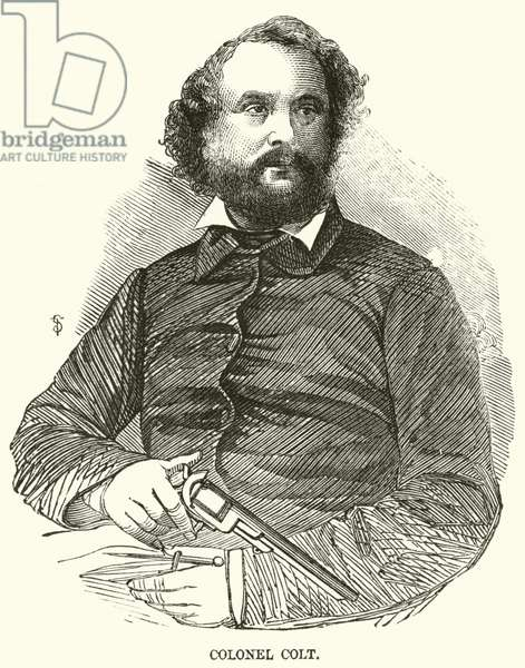 Colonel Colt (engraving)