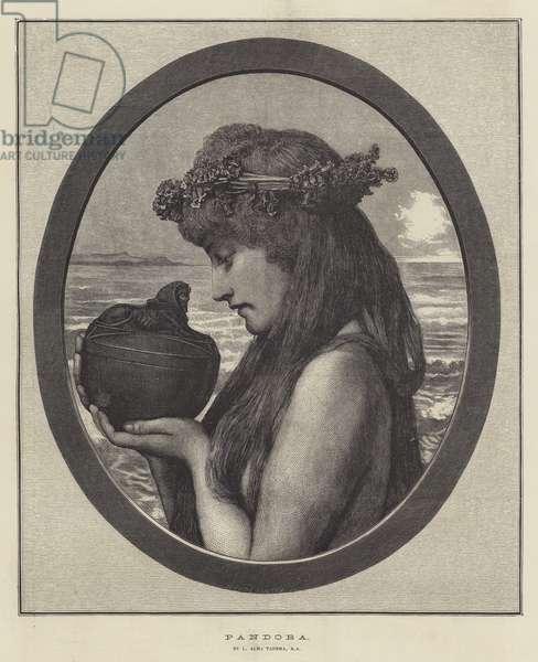 Pandora (engraving)