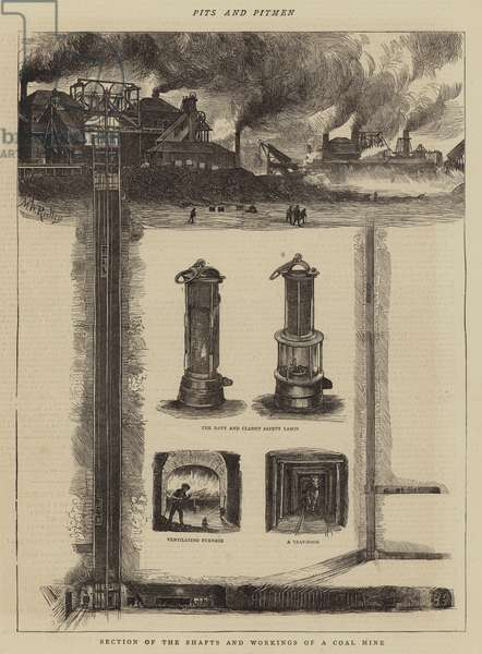 Pits and Pitmen (engraving)