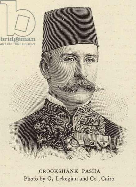 Crookshank Pasha (engraving)