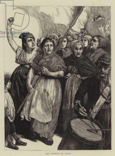 The Women of Paris (engraving)