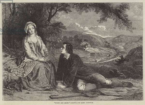 Roger and Jenny (engraving)
