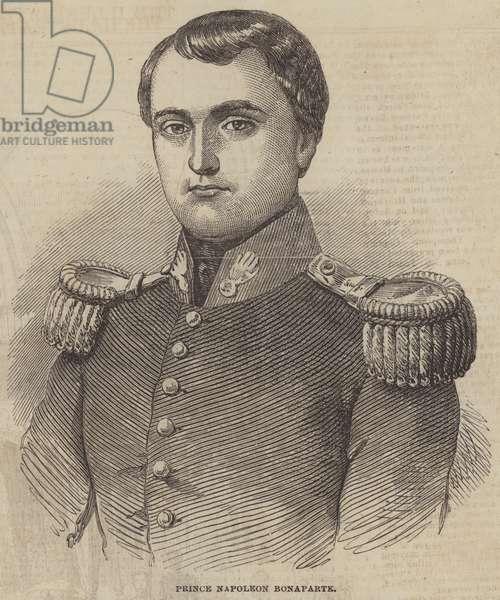 Prince Napoleon Bonaparte (engraving)
