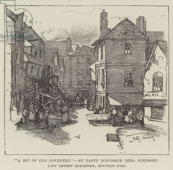 A Bit of Old Coventry (engraving)