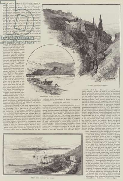 The Picturesque Mediterranean (engraving)