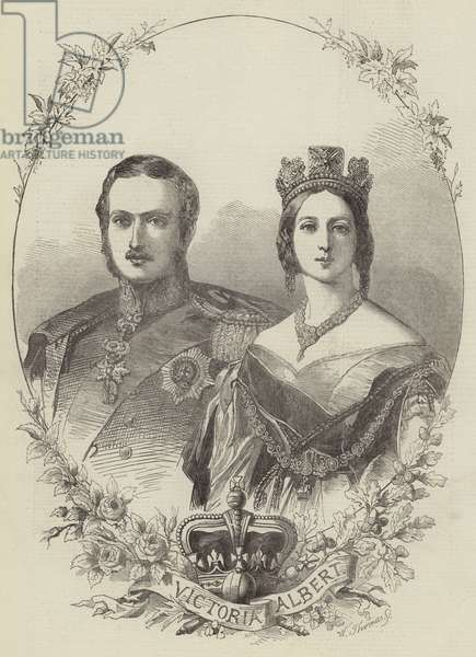 Victoria and Albert (engraving)