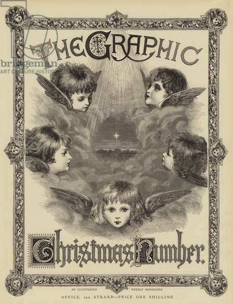 The Graphic Christmas Number (engraving)