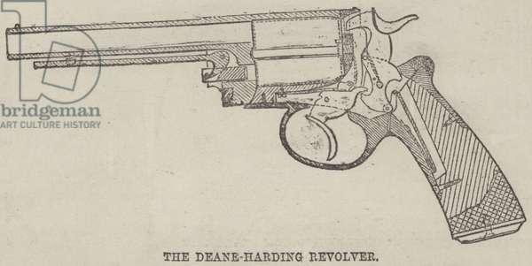 The Deane-Harding Revolver (engraving)