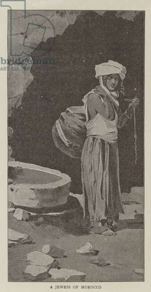 The Spanish Campaign in Morocco (litho)