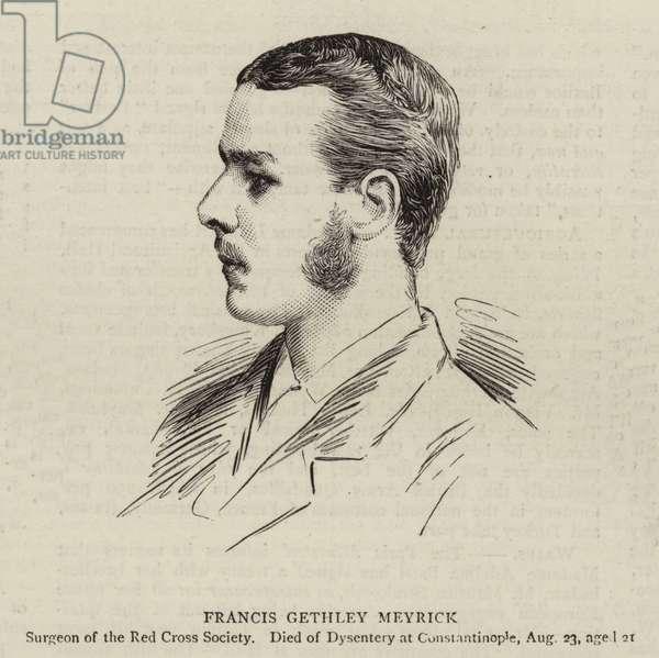 Francis Gethley Meyrick (engraving)