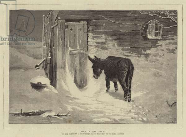 Out in the Cold (engraving)