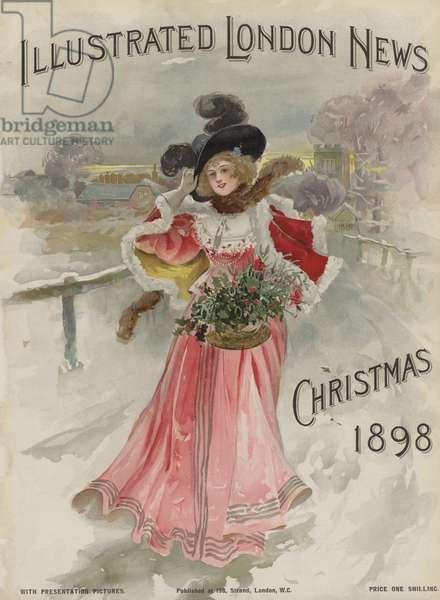 Christmas Fashion (chromolitho)