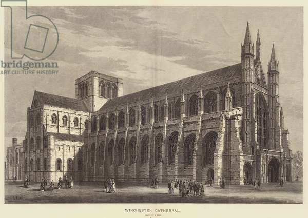 Winchester Cathedral (engraving)