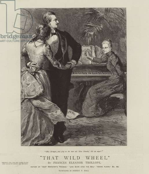 That Wild Wheel (engraving)