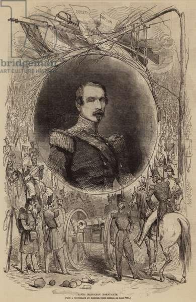 Louis Napoleon Bonaparte (engraving)