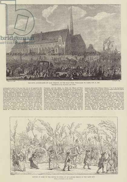 Centenary of the French Revolution (engraving)