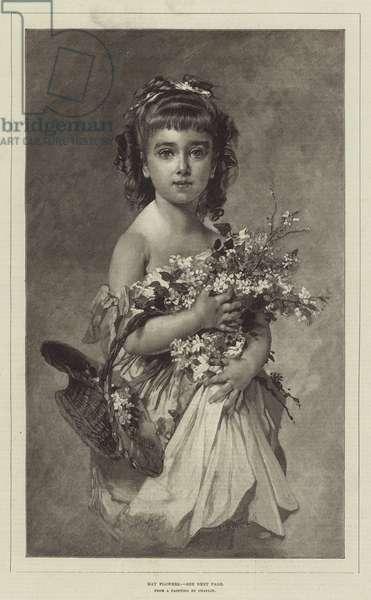 May Flowers (engraving)
