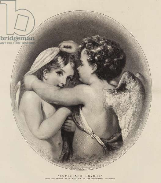 Cupid and Psyche (engraving)