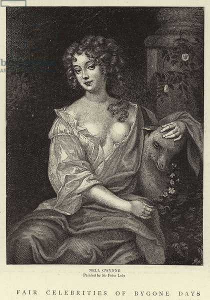 Nell Gwynne (engraving)