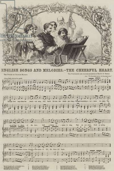 The Cheerful Heart (engraving)