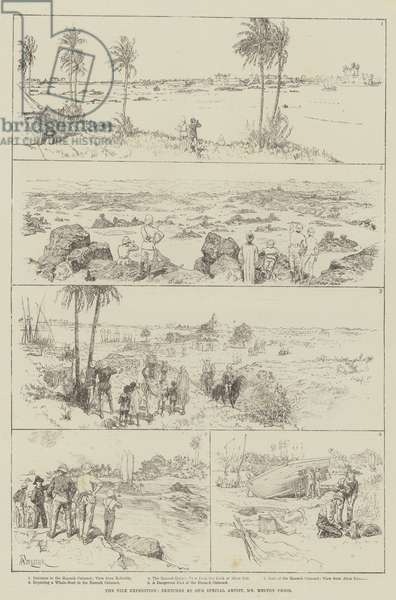 The Nile Expedition (engraving)
