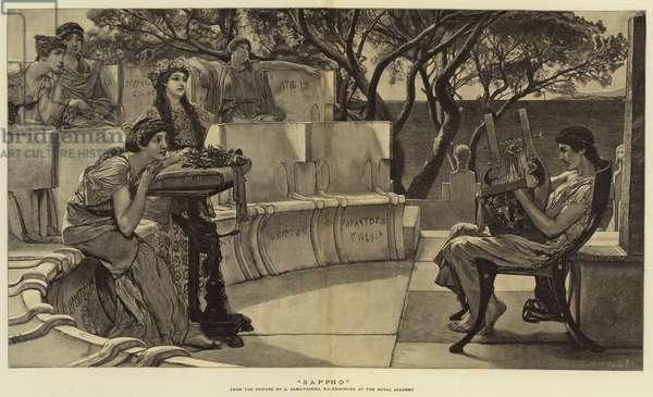 Sappho (engraving)